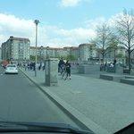 Appcomplex 'Am Brandenburger Tor' achter de Denkmal