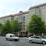 Appartementencomplex 'Am Brandenburger Tor'