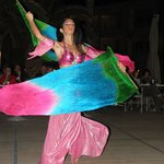 BELLY DANCE ON MONDAY NIGHT