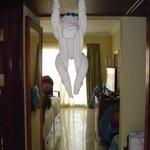 Towel Surprise - Monkey :-)