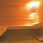 sauna gj camp