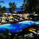 piscine +lounge
