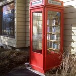 The Book Booth: America's Littlest Library Clinton Corners, NY 3/2013