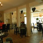 The Social Local. Inside Rory's Bar.