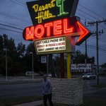 Desert Hills Motel - A real gem on Route 66