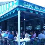 Walk from the Wyndam to Cafe Du Monde