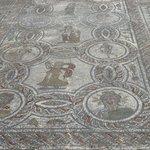 Mosaique a Volubilis