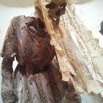 una signorina mummia :)
