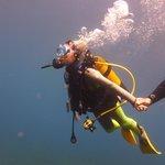 Baptême Plongée Sous Marine, Côté Plongée Antibes Dive Centre