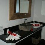 salle de bains, déco journalière....