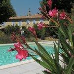 piscine du Clos du Malvallat