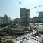 Esplanade de la Defence Metro Station