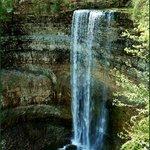 Tews Falls, 41 meters  high