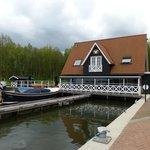 Prima locatie en mooi uitzicht op de Vecht op de grens Maarssen/Utrecht