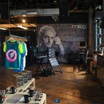 Moog Music Factory showroom