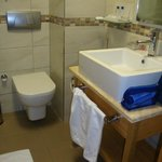 Banheiro tb minúsculo