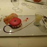 Excellent dessert...