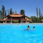 Gran piscina para disfrutar en Familia!!