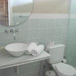 Banheiro suíte luxo