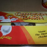 :) Chicken Barn