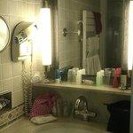 Good bathroom facilities