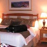 Wyndham Flagstaff 2 Bedroom Unit - Master Bedroom