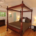 Indulgence Four poster Queen Bed