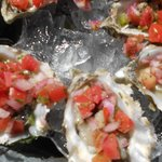 OYSTERS MEXICAN STYLE