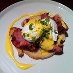 Egg benedicct