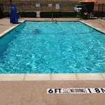 Pool was great