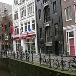 Floris France Hotel Amsterdam Foto