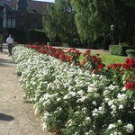 Christiansborg Palace gardens