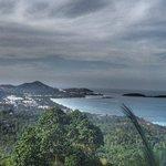 Uitzicht op Chewang