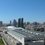 View of San Diego and Convention Centre