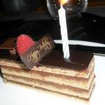 Complimentary Cake