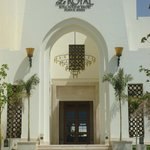 Lobby Entrance at Le Royal Holiday Resort Sharm El Sheikh