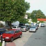 Hotel Parkplatz