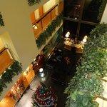 vistas del interior del hotel