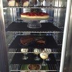 assortiment de desserts maison