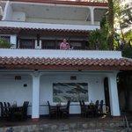 beach front villas. 2Br suite