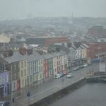 View of the City of Cork from the 4th Floor
