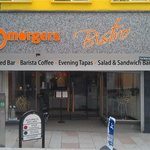 New frontage design...