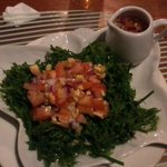 speciality salad of Camiguin