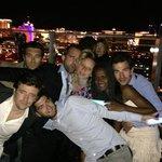 Moon Rooftop @ Palms Hotel Vegas !