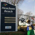 Sparky at Heacham