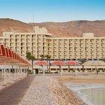 Herods Deadsea Hotel Building