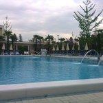 piscina termale raffreddata