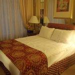 The Bedroom of Queen Suite