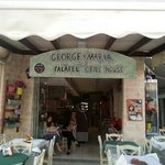 George & Maria Art of Falafel