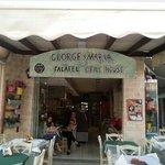 George & Maria Art of Falafel